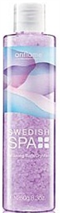 Oriflame Swedish Spa Nyugtató Fürdőkristályok