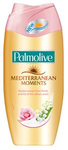 Palmolive Mediterranean Moments Rózsaszirom&Gyöngyvirág Tusfürdő