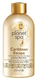 Avon Planet SPA Caribbean Escape Luxus Fürdőelixír
