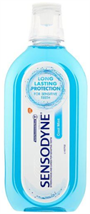 Sensodyne Long Lasting Sensitivity Protection Mouthwash - Cool Mint