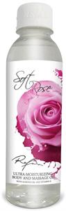 Soft Rose Test és -Masszázsolaj