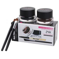 Music Flower 2in1 Brown Black Gel Eyeliner Waterproof