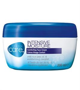 Avon Care Intensive Moisture Comforting Arckrém