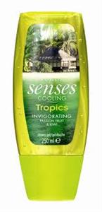 Avon Senses Tropics Hűsítő Tusolózselé
