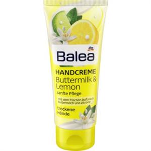 Balea Buttermilk & Lemon Kézkrém