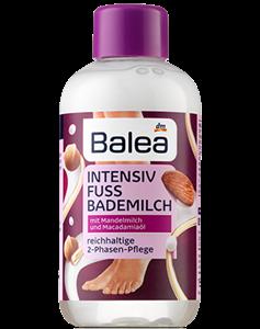 Balea Intenzív Lábfürdető Tej