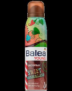 Balea Sweet Wonderland Deo Spray
