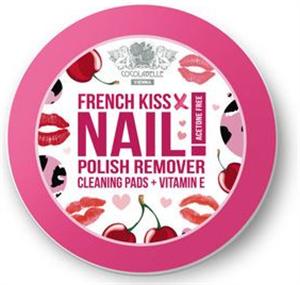 French Kiss Körömlakklemosó Korongok