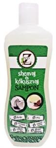 EcoZ Sheavaj-Kókuszvaj Sampon