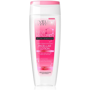 Eveline Cosmetics Hidratáló-Nyugtató Micellás Lemosó Tengeri Ásványokkal