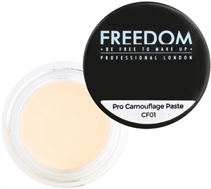 Freedom Makeup Pro Camouflage Paste