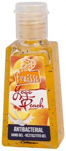 Fruisse Antibakteriális Kéztiszító Gél Yogo Peach