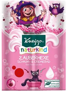 Kneipp Naturkind Zauberhexe Schaum- und Cremebad