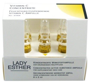 Lady Esther C-Vitaminos Ampulla