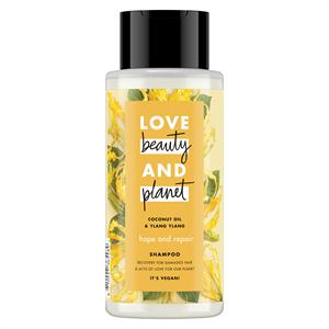 Love Beauty and Planet Sampon Kókuszolajjal & Ilang-Ilang Illattal