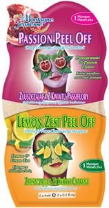 Montagne Jeunesse Passion Peel Off / Lemon Zest Peel Off Arcmaszk