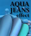 Moyra Aqua Jeans Effect Körömlakk