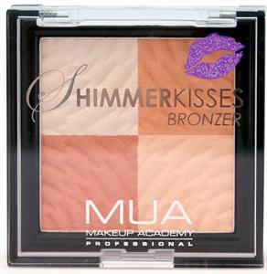 MUA Shimmer Kisses Bronzosító