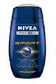 Nivea for Men Sport Tusfürdő Tusoláshoz és Hajmosáshoz
