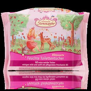 Prinzessin Sternenzauber Blütenzarte Nedves Toalettpapír