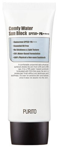 Purito Comfy Water Sun Block SPF50+ Pa++++ [Unscented]