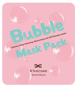 Rivecowe Bubble Mask Pack