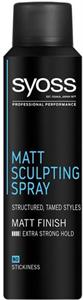 Syoss Professional Matt Sculpting Spray