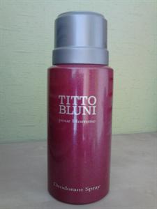 Titto Bluni Pour Homme Deodorant