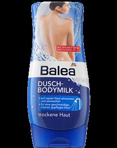 Balea Zuhanyzás Közbeni Testápoló Tej