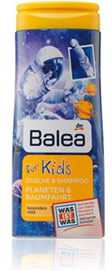 Balea Dusche & Shampoo Planeten & Raumfahrt