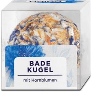 Balea Fürdőgolyó Citromfű/Búzavirág