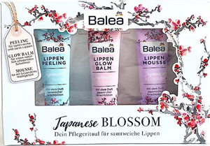 Balea Japanese Blossom Ajakradír