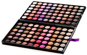 BH Cosmetics Szemhéjpúder Paletta - 120 Color 5Th Edition