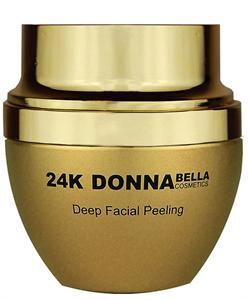 Donna Bella 24K Golden Bőrradír