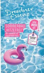 Dresdner Essenz Sommerbad Hitzefrei Fürdősó