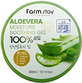 Farm Stay 100% Moisture Soothing Gel - Aloe Vera