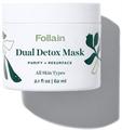 Follain Purify + Resurface Dual Detox Mélytisztító Bőrmegújító Maszk