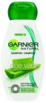 garnier naturals aloe vera sampon. Black Bedroom Furniture Sets. Home Design Ideas