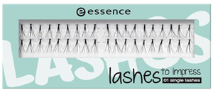 Essence Lashes To Impress Tincses Műszempilla