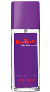New Yorker Deodorant Natural Spray