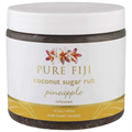 Pure Fiji Coconut Sugar Scrub Pineapple
