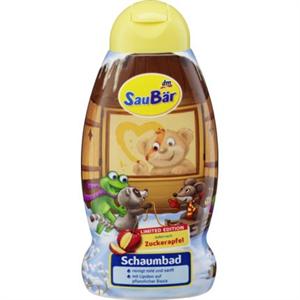 Saubär Zuckerapfel Schaumbad