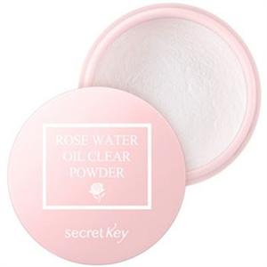 Secret Key Rose Water Oil Clear Powder