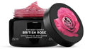 The Body Shop British Rose Testradír
