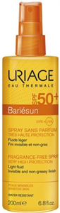 Uriage Bariésun Illatmentes Spray SPF50+