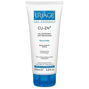 Uriage CU-ZN+ Mosakodó Gél