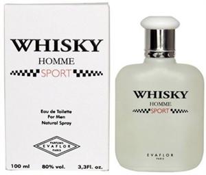 Evaflor Paris Whisky Homme Sport EDT