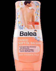 Balea Zuhanyzás Közbeni Olajos Testápoló Balzsam (régi)