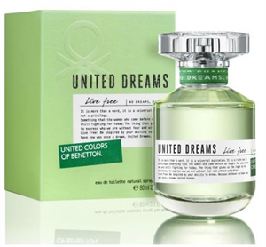 Benetton United Dreams Live Free