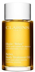 Clarins Relax Testápoló Olaj